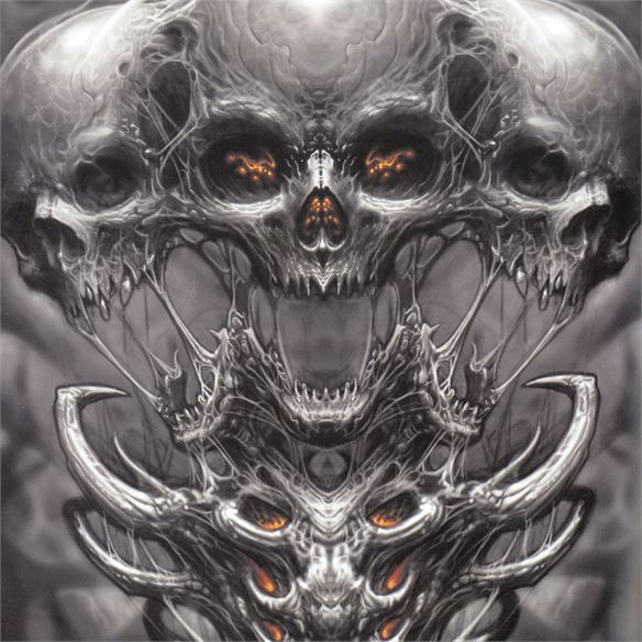 Kingpin Tattoo: Black & Grey V