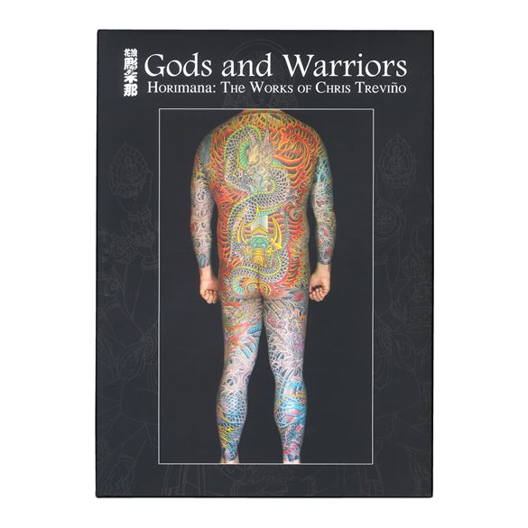 Kingpin Tattoo Supply: Gods And Warriors Horimana: The Works Of Chris Trevino