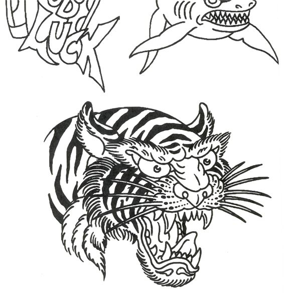 Kingpin Tattoo Supply: Labor Of Love By Dan Berk And Gary Koblis
